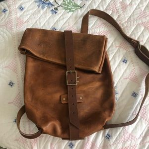 Genuine Leather Handmade Boutique Backpack